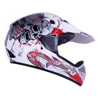 ATV UTV Dual Sport Hybrid Helmet DOT with Shield (XLarge) Automotive