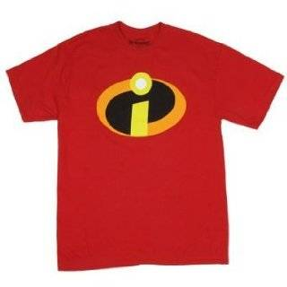 The Incredibles Logo T Shirt: Clothing