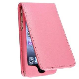 Light Pink Leather Case for NEW Apple? iPhone? 4/4S [INSTEN branded]