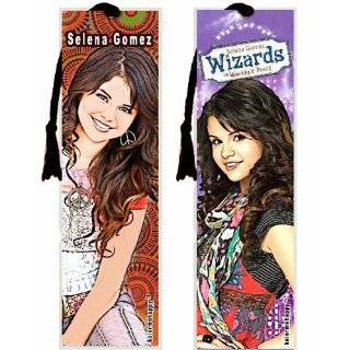 Selena Gomez Wizards of Waverly Place Bookmark