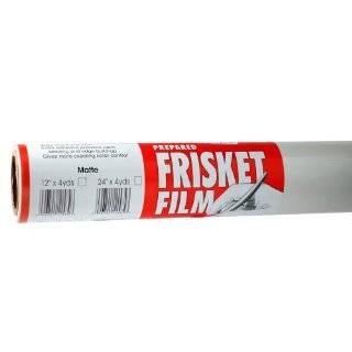 Badger Air Brush Co. 620 Foto/Frisket Film Roll Gloss