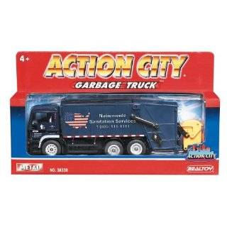 Action City Recycling Truck (Colors May Vary)