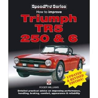 Triumph TR6 US Owners Handbook (9780948207150