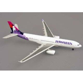 Dragon Models 1/400 Hawaiian Airlines A330 200   N380HA: Toys & Games