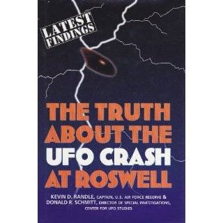 Ufo Crash at Roswell (9780380761968) Kevin D. Randle