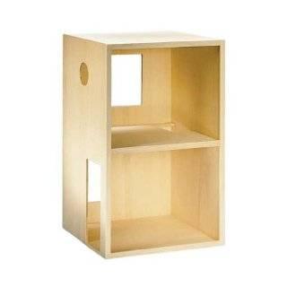 Dollhouse Miniature Basic Room Box Kit Toys & Games