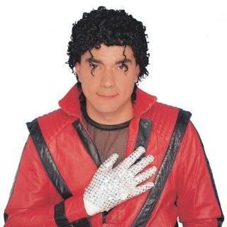 Mens Michael Jackson Thriller Costume Clothing