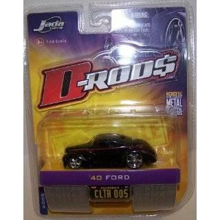 Jada Dub City 1:64 BIGTIME MUSCLE 1969 Pontiac GTO Judge: Toys & Games
