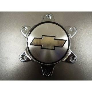 6 lug Chevy Truck Rally wheel bowtie center caps Automotive
