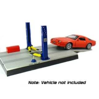 Battery Operated Car Lift for 124 Scale Die cast Model Cars