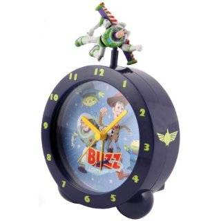 Disney Toy Story Jumbo Twin Bell Alarm Clock Kitchen