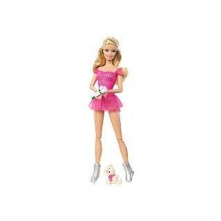 Barbie Ice Skater Doll Gift Set Toys & Games