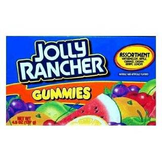 Jolly Rancher Gummi Big Box 4 oz. (Pack of 12)