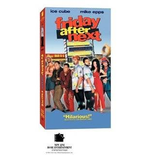Friday After Next [VHS]