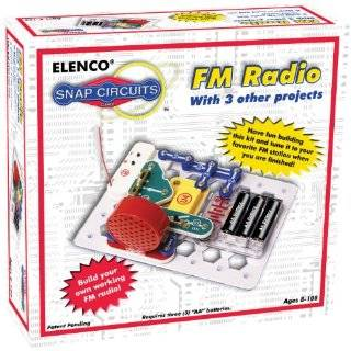 Build Your Own Crystal Radio Lab Kit Toys & Games
