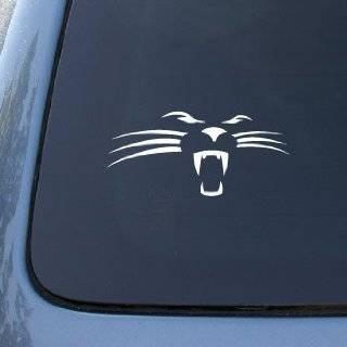Panther Face   Car, Truck, Notebook, Vinyl Decal Sticker #2592  Vinyl