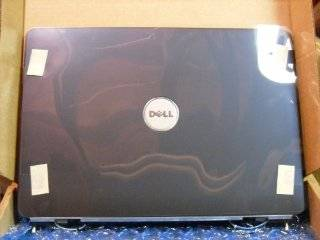Dell Inspiron 1525 1526 LCD Back Cover Top Lid, Black