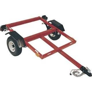 The Legacy   A Pull Behind Motorcycle Cargo Trailer