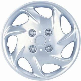 Four Replica 1998   2000 14 inch Toyota Corolla Hubcaps   Wheel Covers