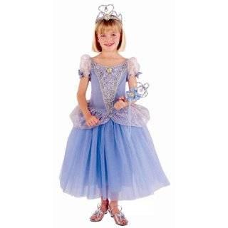 Princess Cinderella Costume Ball Gown Dress