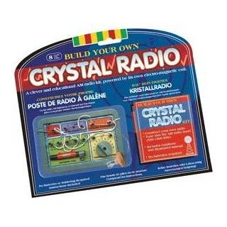 own crystal radio kit by custom power house buy new $ 19 99 in stock