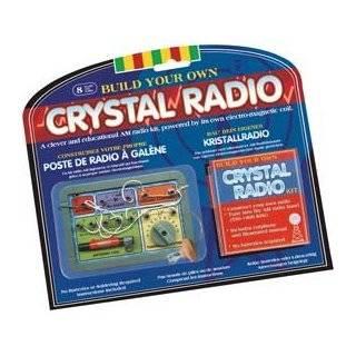 own crystal radio kit by custom power house buy new $ 19 99 in stock