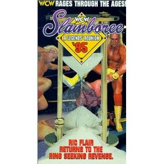 Nitro Girls Swimsuit Calendar Special [VHS]: WCW Superstar