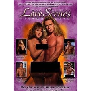 Her Fantasy Love Scenes 4 Volume Set Jesse Garcia, Danny