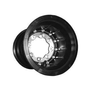 Hiper Wheel Tech 3 ATV Carbon Fiber Wheel   Rear   Dual Beadlock   9x9