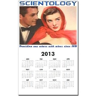 Scientology: Finding gay actors wives since 1978 by bettybowers