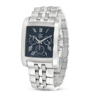 ESQ Mens Swiss Quartz Chronograph Watch
