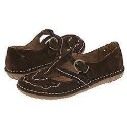 Dr. Scholls Pow Wow Oxford Brown