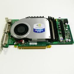 HP / NVIDIA Quadro FX3400 256MB PCI Express Video Card