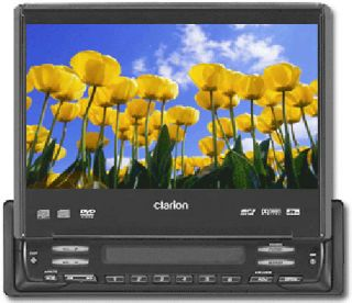 Clarion 7 Inch In dash LCD DVD/CD/MP3 Player