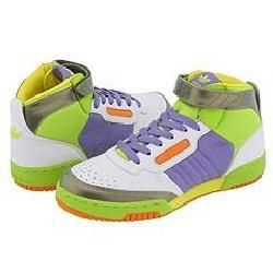 adidas Originals Grace Mid Mesh White/Neo Purple/Slime Athletic
