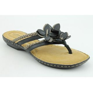 Clarks Artisan Womens Brisk Juniper Black Sandals