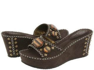 Dr. Scholls Eve Oxford Brown