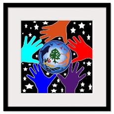 Save Earth Framed Prints  Save Earth Framed Posters