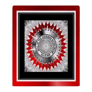 Cherokee Indian Fleece Blankets  Cherokee Indian Throw Blankets