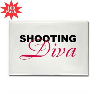 shooting diva rectangle magnet 100 pack $ 153 99