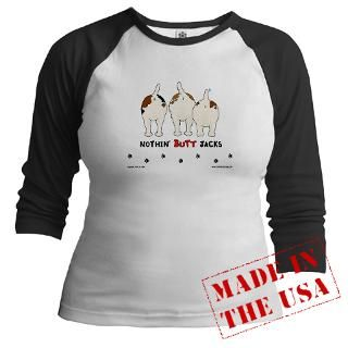 Jack Russell Terrier Gifts and T shirts : Nothin Butt Dogs