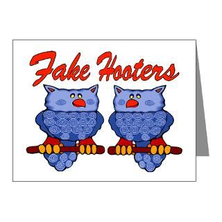 have Fake Hooters T Shirts : Fake Hooters