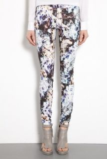 Theyskens Theory  Iwondra Pittell Printed Leggings by Theyskens Theory