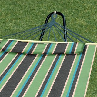 Hammock with Spreader Bar and Pillow   Oversized