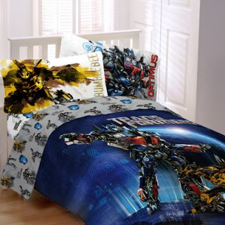 Hasbro Transformers Armada Microfiber Sheet Set