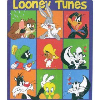 Looney Tunes Lightweight Fleece Blanket