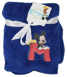 Disney Mickey Mouse Baby Fleece Blanket 30 X 36 Mickey