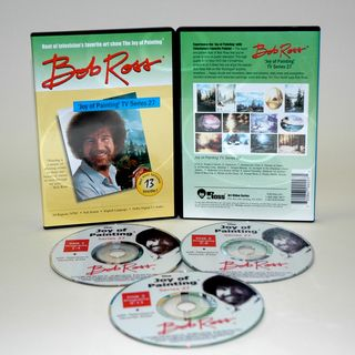 Weber Bob Ross DVD Joy of Painting Series 27