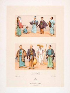 Doctor Traditional Dress   Original Chromolithograph: Home & Kitchen
