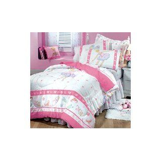 Ballerina   4pc BED SHEETS SET   Full/Double Size   Girls Bedding